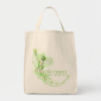 Dainty Absinthe La Fee Verte I Tote Bag