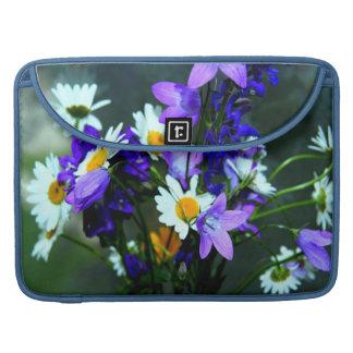 Dainty Bouquet MacBook Pro Sleeves