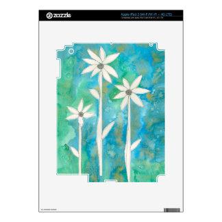 Dainty Daisies I Skins For iPad 3