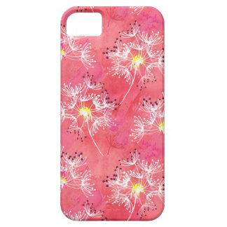 Dainty Dandelions iPhone SE/5/5s Case