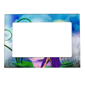 Dainty Fae Photo Frame Magnets