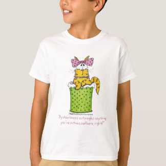 Dainty Garbage Kitty T-Shirt