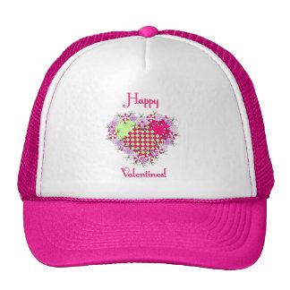 Dainty Happy Valentines! Trucker Hat