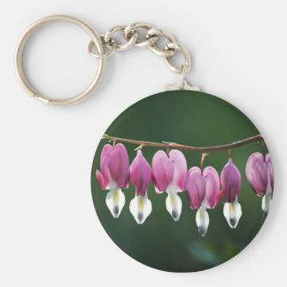 Dainty Hearts Keychain