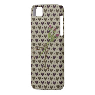 Dainty Hearts & Roses Case-Mate iPhone 5