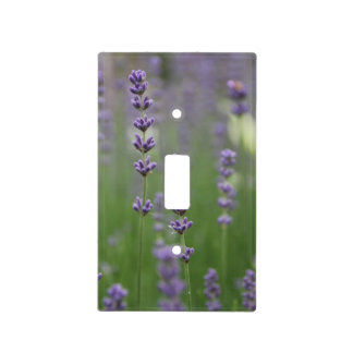 Dainty Lavender Light Switch Cover