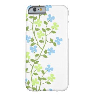 Dainty Modern Florals iPhone 6 case