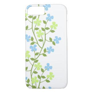 Dainty Modern Florals iPhone 7 case