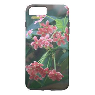 Dainty Pink Spring Flowers iPhone 8 Plus/7 Plus Case