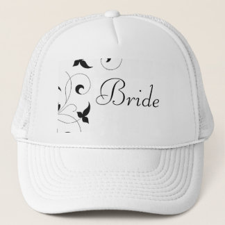 Dainty Vine Trucker Hat