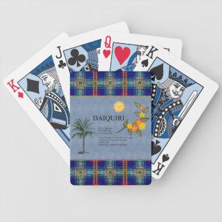 Daiquiri Bicycle Playing Cards