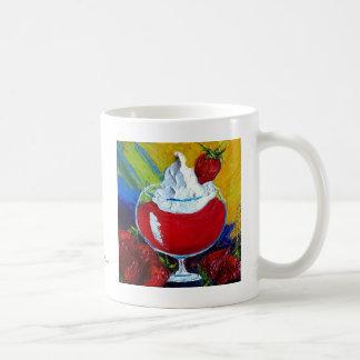 Daiquirí de fresa taza clásica
