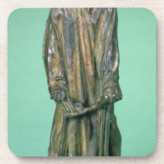 d'Aire de Jean, de los Burghers de Calais (bronce) Posavaso