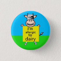 Dairy Allergy Alert Button