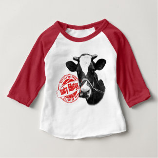 Dairy Allergy - Baby Allergy Alert Shirt