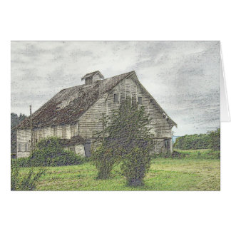 Dairy Barn - Card & Envelope