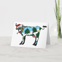 Dairy Christmas! Card