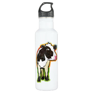 Dairy Cow 24oz Water Bottle