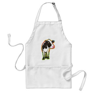 Dairy Cow Adult Apron
