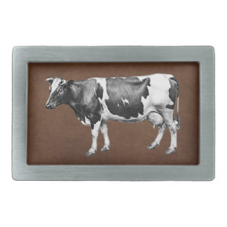 Dairy Cow Belt Buckle