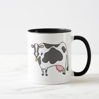 Dairy Cow Cartoon Mug
