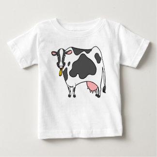 Dairy Cow Cartoon T Shirt