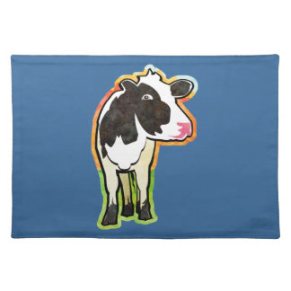 Dairy Cow Cloth Placemat