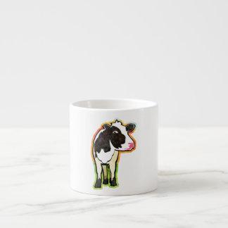 Dairy Cow Espresso Mugs