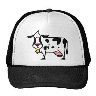 Dairy Cow Hat