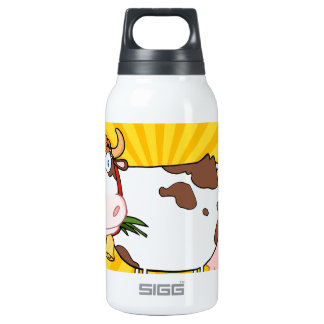 Dairy Cow Insulated Water Bottle