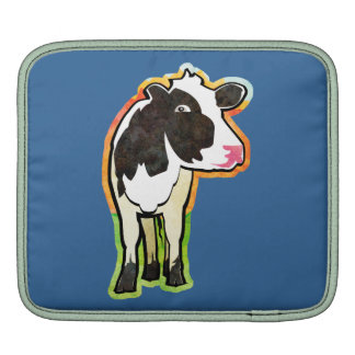 Dairy Cow iPad Sleeves