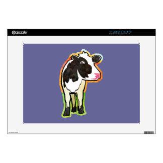 Dairy Cow Laptop Decals