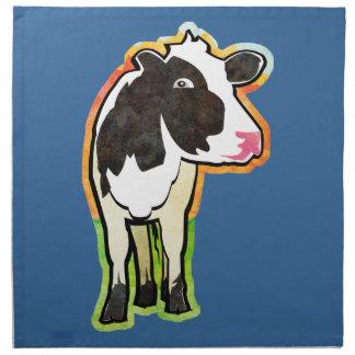 Dairy Cow Napkins