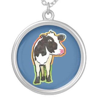Dairy Cow Custom Necklace