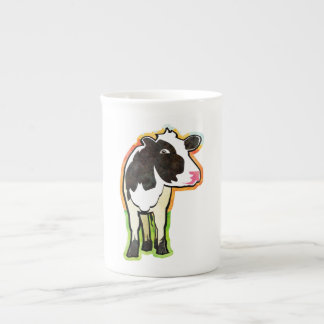 Dairy Cow Porcelain Mugs