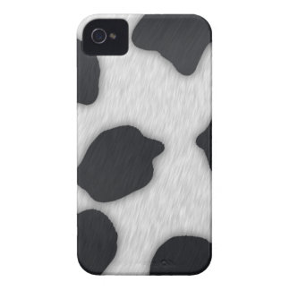 Dairy Cow Print iPhone 4 Case-Mate Case