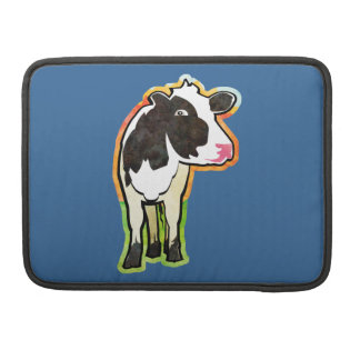 Dairy Cow Sleeve For MacBook Pro