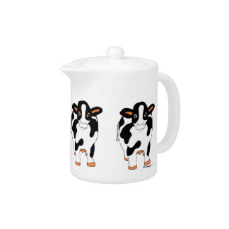 Dairy Cow Teapot