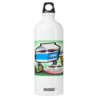 Dairy Food Group Aluminum Water Bottle