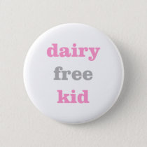 dairy free milk allergy button for kids