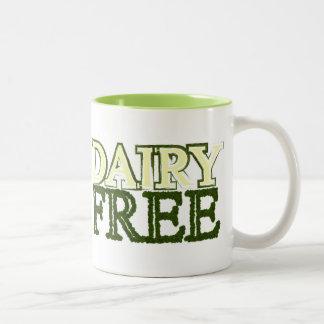 Dairy Free Two-Tone Coffee Mug