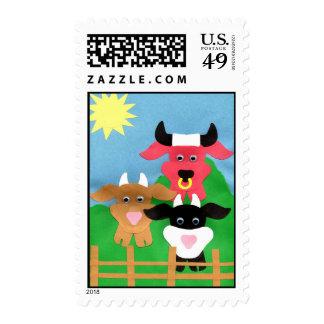Dairy Fun Postage