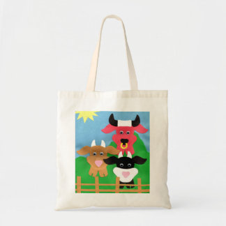 Dairy Fun Tote Bag