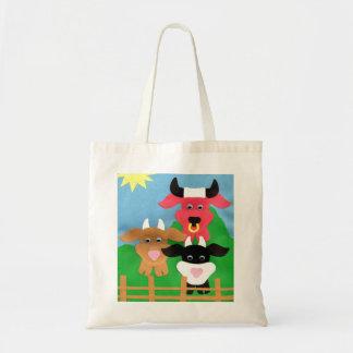 Dairy Fun Tote Bag