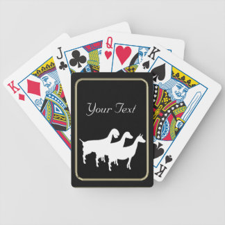 Dairy Goat Playing Cards