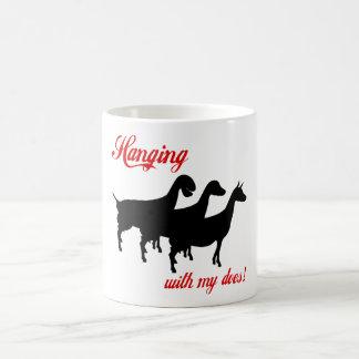 Dairy Goats Coffee Mug