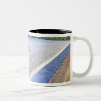 Daisen-in Temple Garden, Daitokuji, Kyoto, Japan Two-Tone Coffee Mug