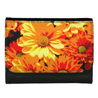 Daises and More Daises Wallets For Women