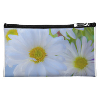 Daises by JLGallery Cosmetic Bags