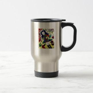 Daisey van Diesel Travel Mug